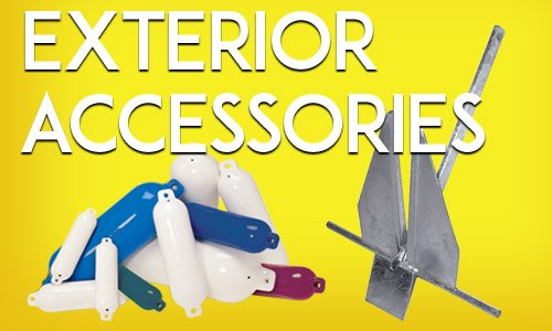 Exterior Accessories Section
