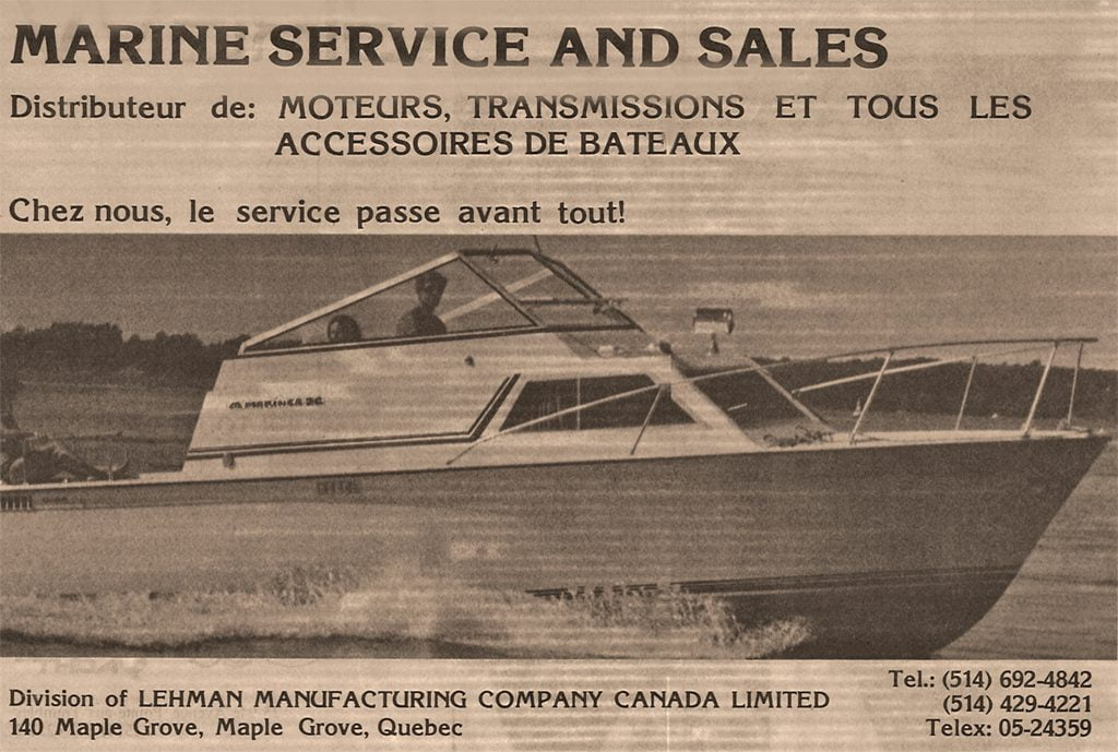 Marine Service and Sales