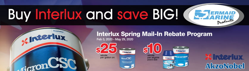 Interlux Rebate